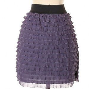 [a49-21] Urban Outfitters Kimchi Blue ruffle skirt